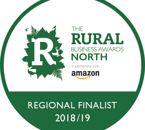 LITTLE BEAU SHEEP is a Regional Finalist in the Rural Business Awards!